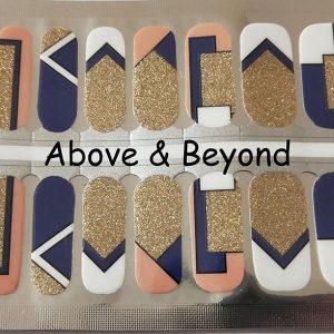 Above & Beyond Nail Wraps