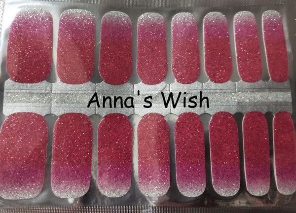 Annas Wish Nail Wraps