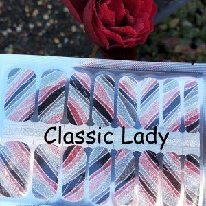 Classic Lady Nail Wraps