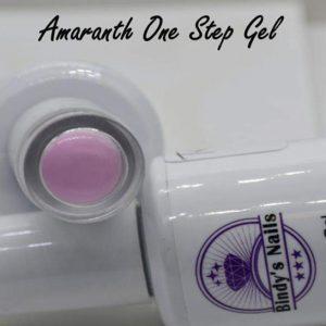 Amaranth One Step Gel