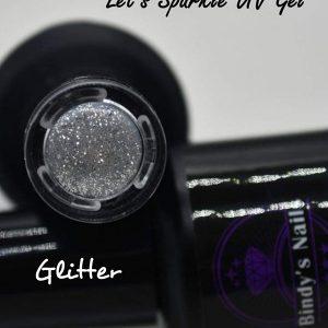Let's Sparkle UV Glitter Gel
