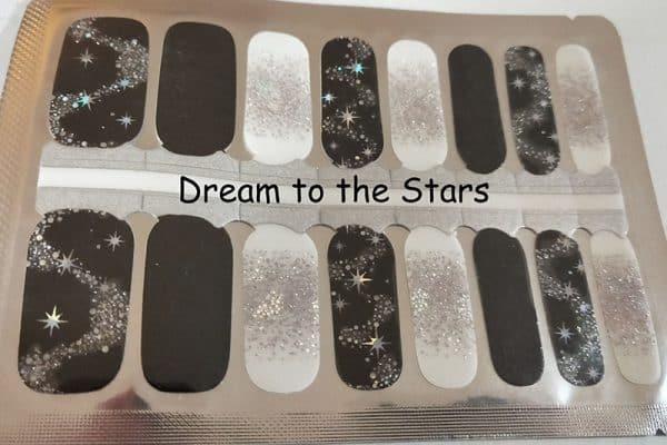 Dream to the Stars Nail Wraps