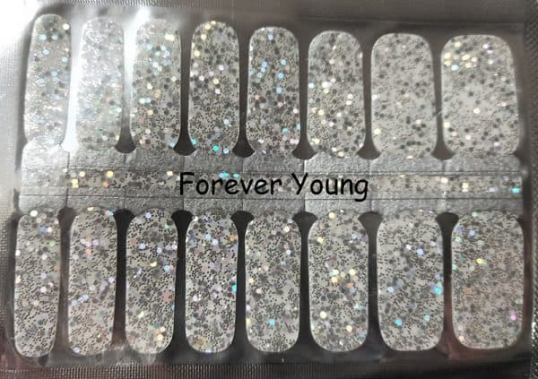 Forever Young Nail Wraps