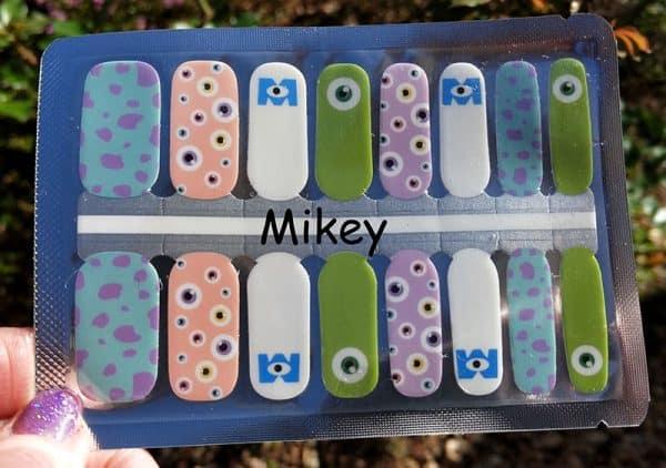 Mikey Nail Wraps