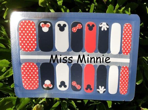 Miss Minnie Nail Wraps