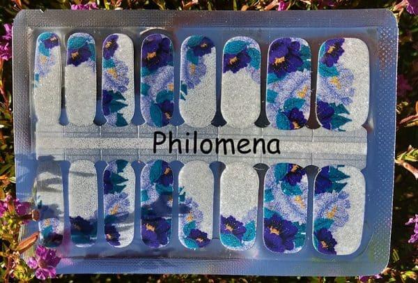 Philomena Nail Wraps