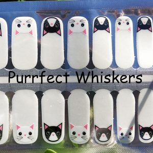 Perfect Whiskers Nail Wraps