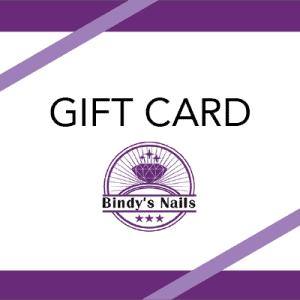 Bindy's Gift Card