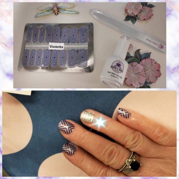 Bindy's-Nails-Wraps-Violetta
