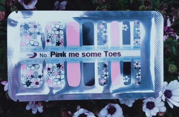 Bindy's-Nails-Toes-Pink-Me Some -Toes