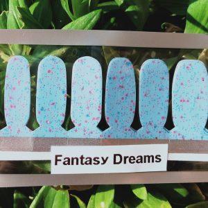 Bindy's-Nails-Polish- Wraps Fantasy Dreams