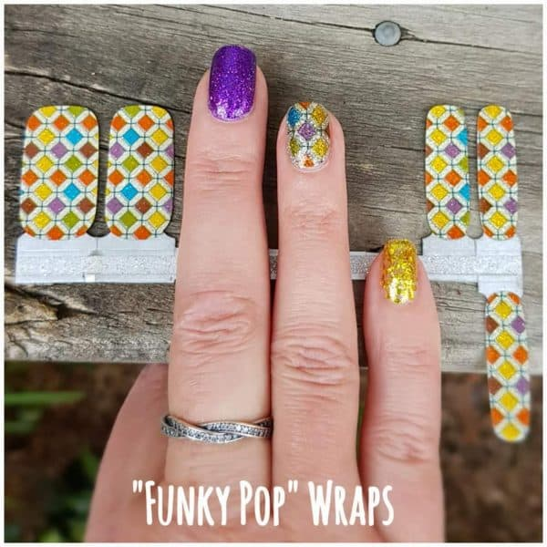Bindy's Funky Pop Wraps & UV Gels