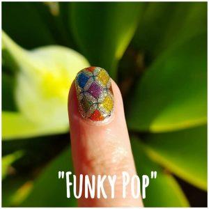 Bindys's Funky Pop Nail Polish Wraps