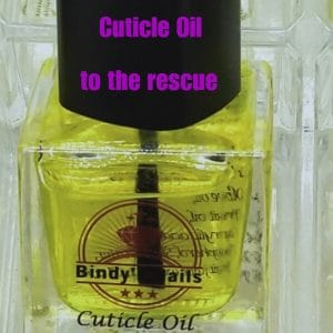 Bindy's Nails Cuticle Oil