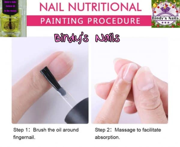 Bindy's Nails Simple Application Tips