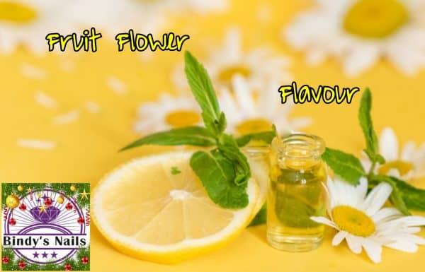 Bindy's Nails Fruit Flower Flavour Cuticle Oil