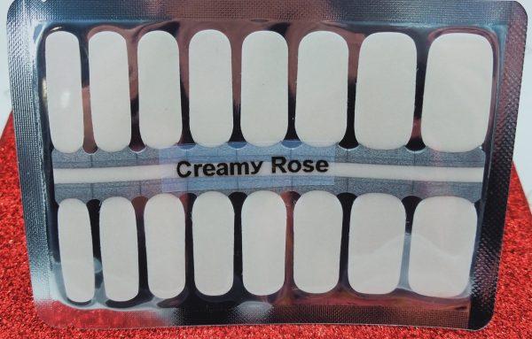 Bindy's Nails Creamy Rose Nail Polish Wrap