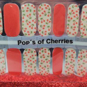Bindy's Nails Pop's of Cherries