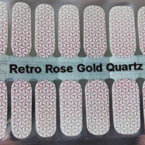 Bindy's Nails Retro Rose Gold Quartz
