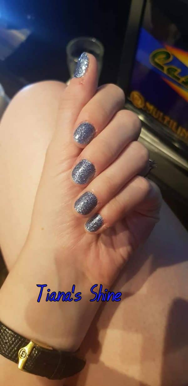 Bindy's Nails Tiana's Shine Nail Polish Wraps