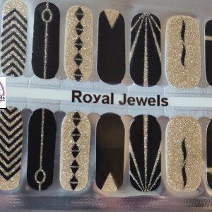 Bindy's Royal Jewels Nail Polish Wrap