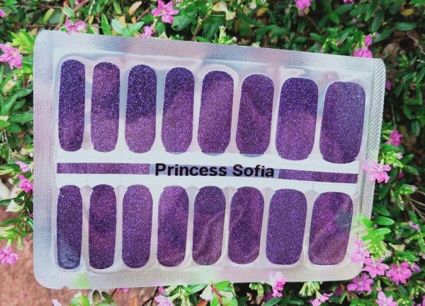 Bindy's Nails Princess Sofia