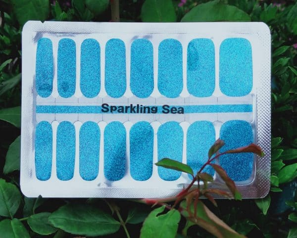 Bindy's Nails Sparkling Sea