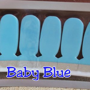 Bindy's Nails Baby Blue