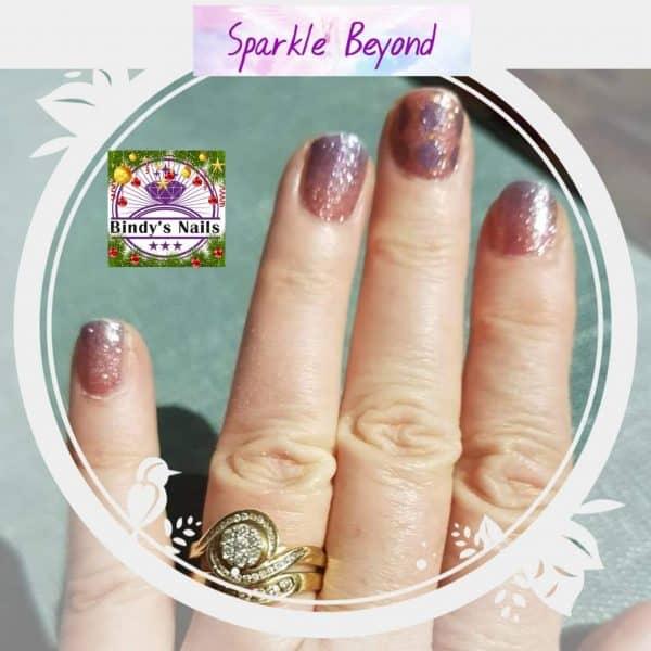 Bindy's Nail Sparkle Beyond