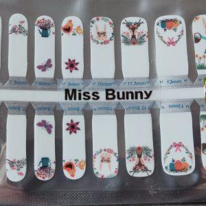 Bindy's Nails Miss Bunny Nail Polish Wrap