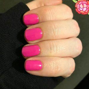 Bindy's Nails One Step Gel Fuchsia