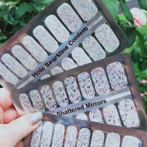 Bindy's Nails Holo Collection Nail Polish Wraps