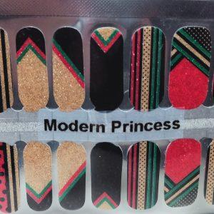 Bindy's Modern Princess Nail Polish Wrap