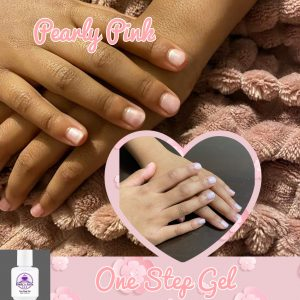 Bindy's Pearly Pink One Step Gel