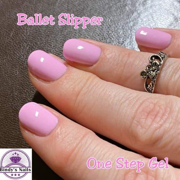 Bindy's Ballet Slipper One Step Gel