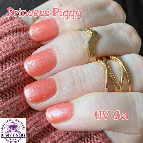 Bindy's Princess Piggy UV Gel