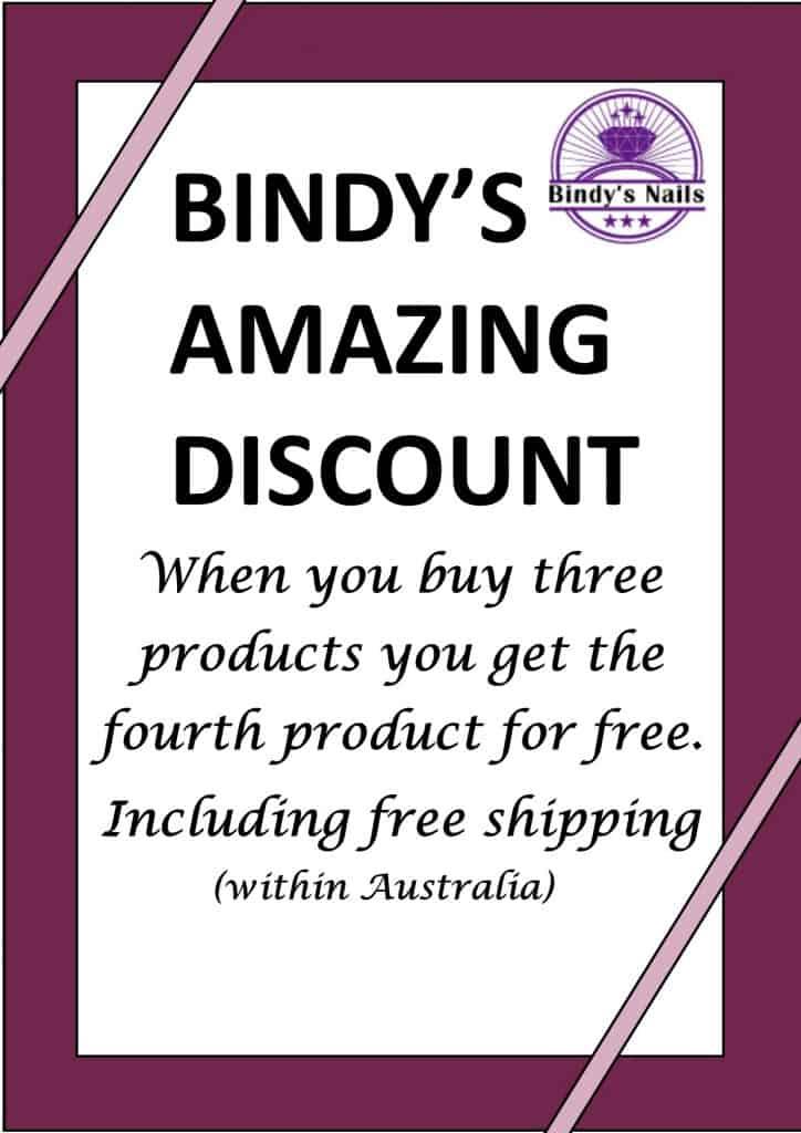 Bindy's Amazing Discount 3