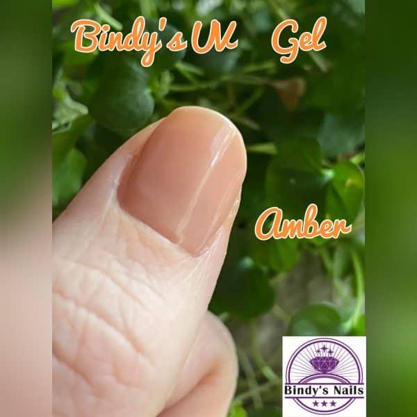 Bindy's UV Gel Amber