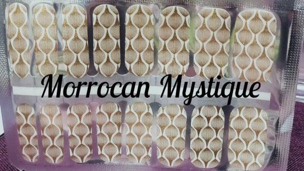 Bindy's Morrocan Mystique Nail Polish Wraps