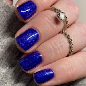 Bindy's Cobalt Pebbles UV Gel