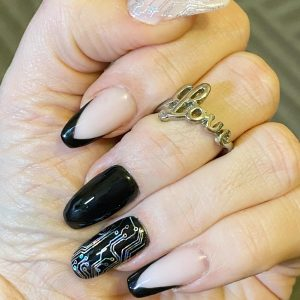 Bindy's Nail Art UV Gel and Nail Polish Wraps