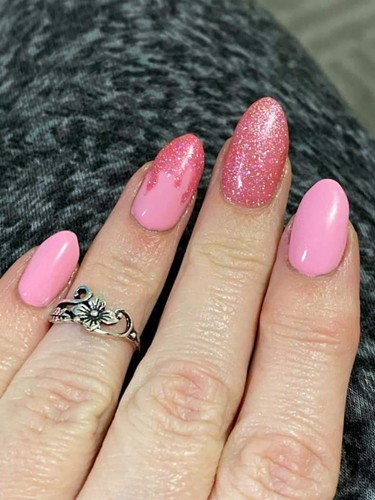 Bindy's Angelic & Vivid Pink Three Step Gels