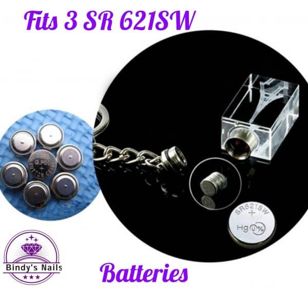 Bindy's Battery Size SR621SW
