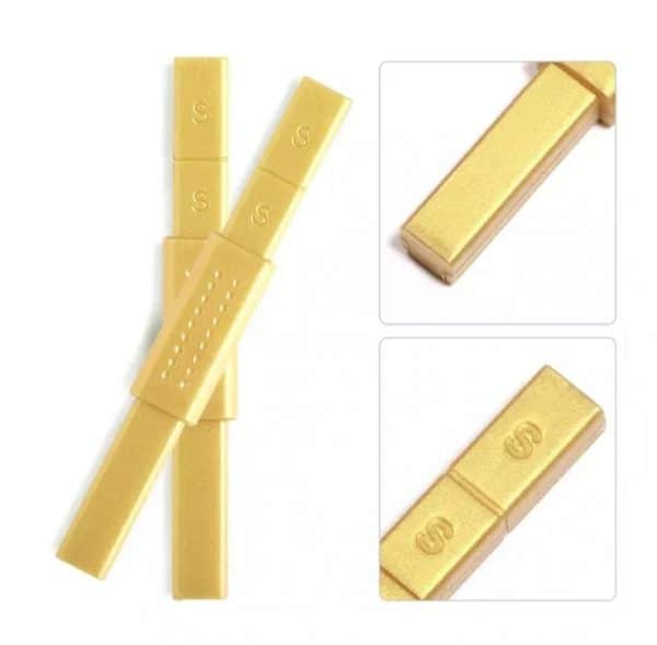 Gold Magnetic Stick Multi-function for Cateye Gels