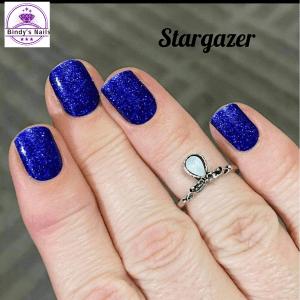 Bindy's Nails Stargazer Nail Polish Wrap