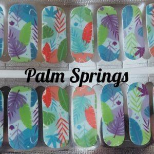 Bindy's Palm Springs Nail Polish Wrap