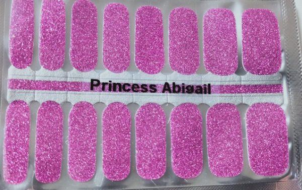 Bindy's Princess Abigail Nail Polish Wrap