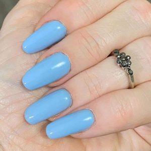 Bindy's One Step Gel Electric Blue