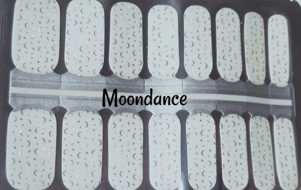 Bindy's Moondance Nail Polish wrap