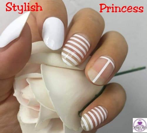 Bindy's Stylish Princess Nail Polish Wrap